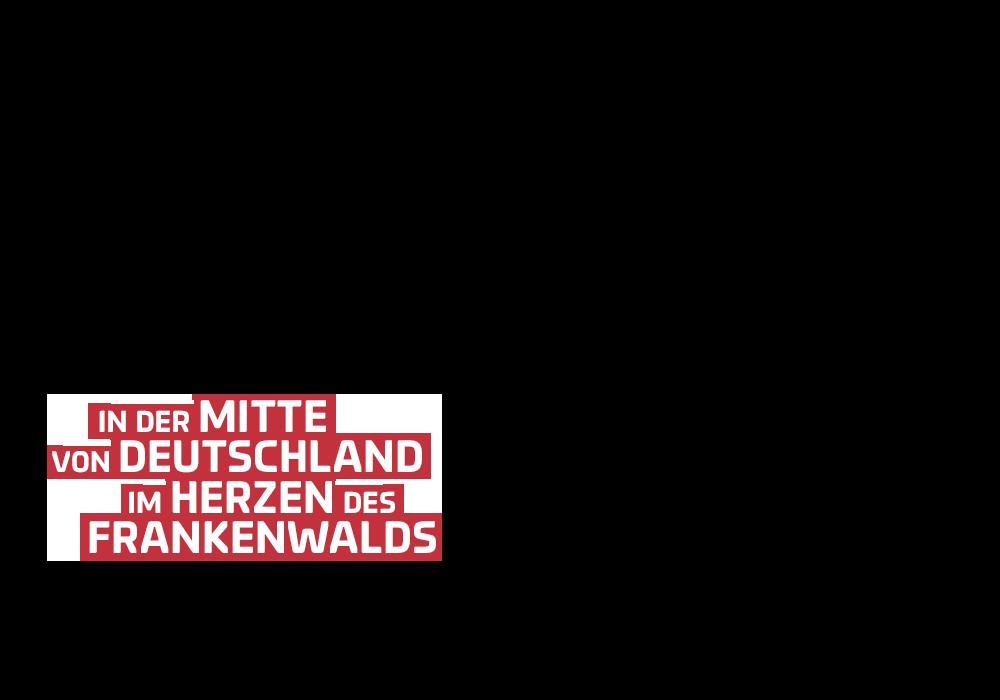 In der Mitte von Deutschland, im Herzen des Frankenwalds